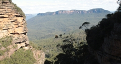 Près de Katoomba - Blue Mountains