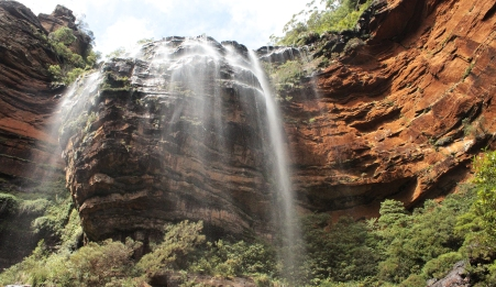 Wentworth falls - Blue Mountains