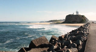 Phare de Newcastle
