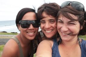 Avec Laure-Anne et Adele