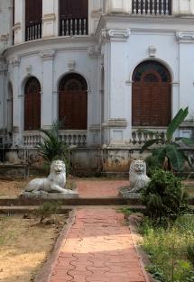 le palais du Maharaja Swathi Thirunal