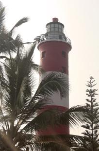le phare de Kovalam