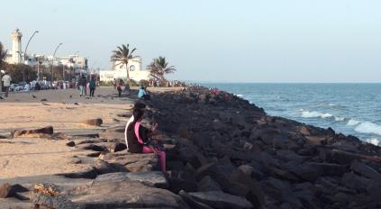 Promenade Beach - Pondichéry