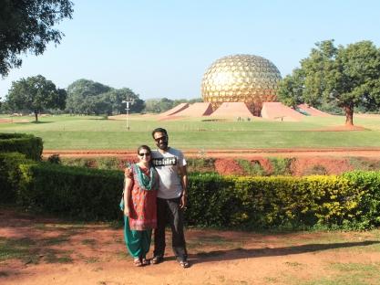 Matrimandir de Auroville