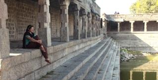 Enclot aux éléphants -Raj Giri - Gingee