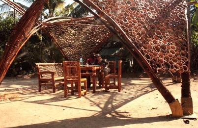 Mobilier en bambou - Uravu