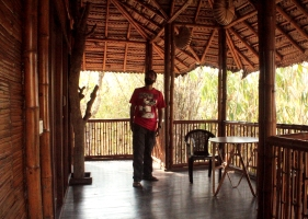 Hotel en bambou - Uravu