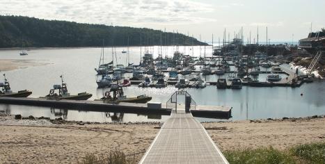 Port de Tadoussac