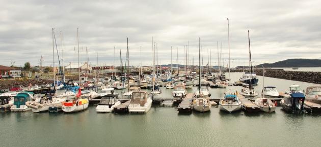 Port de sept îles